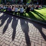 A proximidade da Igreja aos estudantes fora do país
