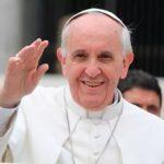 Visita surpresa do Papa ao Pontifício Conselho para a Nova Evangelização