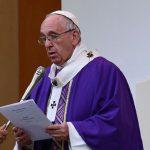 Francisco reza pelo Congo, Colômbia, Venezuela e Paraguai