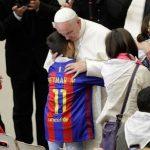 Papa: fragilidade não é um mal, nosso valor é inestimável