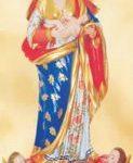 Visita da Imagem de Nossa Senhora da Abadia