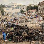 Papa condena ataque na Somália e implora conversão dos violentos