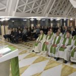 Papa: o pecador pode se tornar santo; o corrupto, não