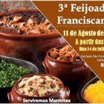 3ª Feijoada Franciscana