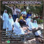 Encontro vocacional com as Irmãs Franciscanas Angelinas