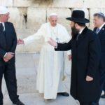 Papa: reparar os danos causados pela incompreensão entre judeus e cristãos