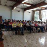 ACONTECEU: Retiro de preparação para a Quaresma
