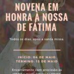 NOVENA: Nossa Senhora de Fátima