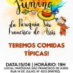 CONVITE: Festa junina
