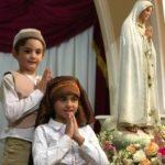 ACONTECEU: Solenidade de Nossa Senhora de Fátima