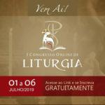 Congresso online de liturgia