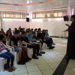 ACONTECEU: Retiro da Crisma