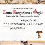 FORMAÇÃO: 1ª Formação de música sacra