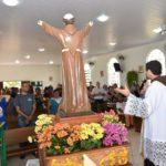 ACONTECENDO: Translado da imagem de São Francisco de Assis (Comunidade Nossa Senhora do Rosário e São Benedito)