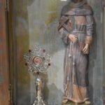 Visita da relíquia do seráfico pai de São Francisco de Assis