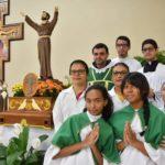ACONTECENDO: Translado da imagem de São Francisco de Assis (Comunidade Santa Clara de Assis)