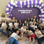 ACONTECEU: Maratona Bíblica