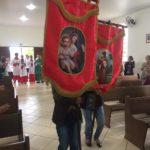ACONTECEU: Celebração em honra a São Benedito e Nossa Senhora do Rosário