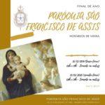 Horários de missa: final do ano