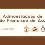 ADMOESTAÇÕES DE SÃO FRANCISCO DE ASSIS (I - DE CORPORE DOMINI)