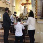 Batismo e admissão na Igreja Católica