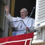 Papa no Angelus: Jesus é a mão do Pai que nunca nos abandona