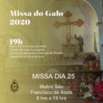 Missa do Galo 2020