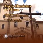 Novos Horários de Missa