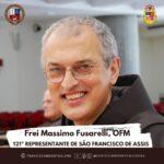 O italiano Frei Massimo Fusarelli é eleito Ministro Geral